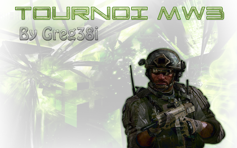 Tournoi Modern Warfare 3 Index du Forum
