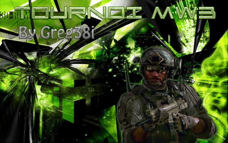 Tournoi Modern Warfare 3 Index du Forum