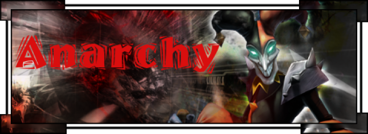 team anarchy Index du Forum