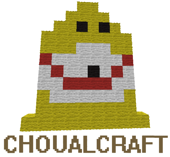 ChoualCraft Index du Forum