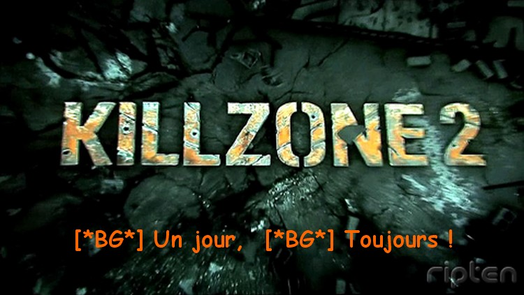 Best Gamers de Killzone 2 Index du Forum