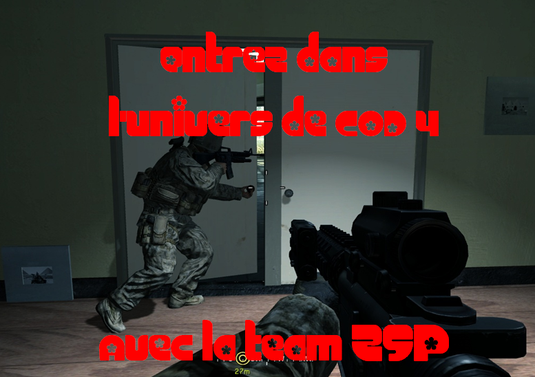 Team ZSP Sur Cod4 Index du Forum