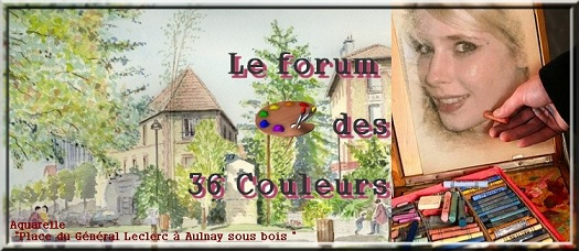 LES 36 COULEURS  Index du Forum