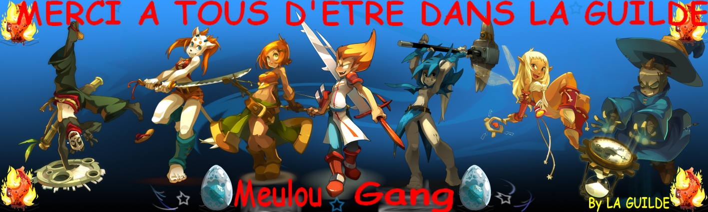 guilde meulou gang Index du Forum