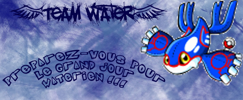 team water en puissance Index du Forum