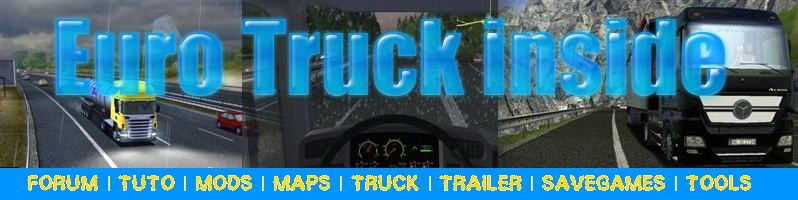 EURO TRUCK INSIDE -18 Wheels of Steel Haulin' Index du Forum