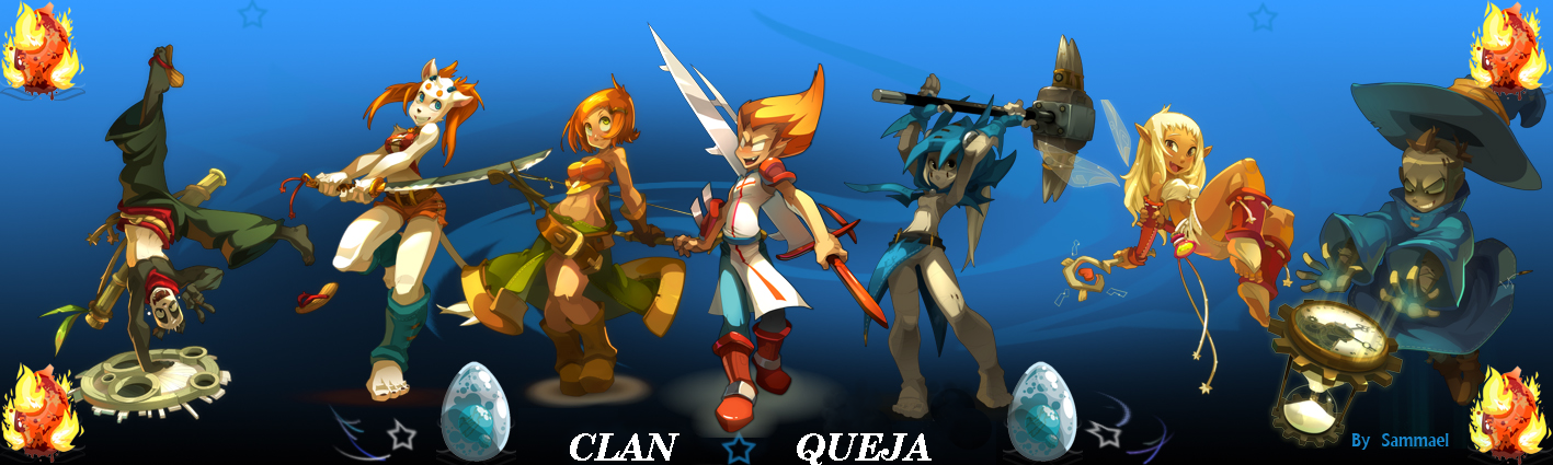 Clan-Queja Index du Forum