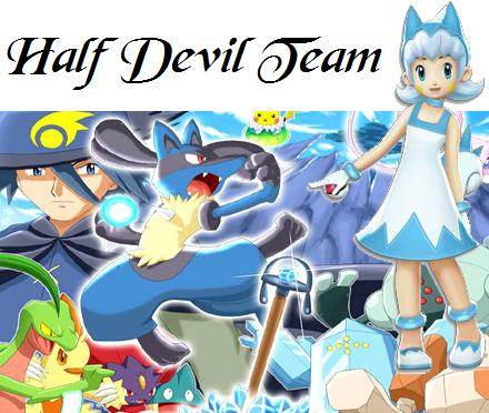 HALF-DEVIL TEAM Index du Forum