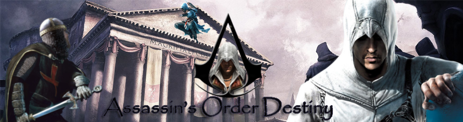 Assassin's Order Destiny Index du Forum