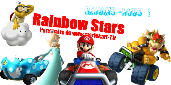 Rainbow Stars Index du Forum