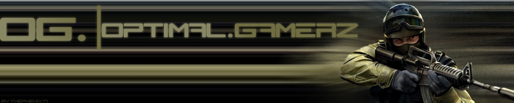 Team Optimal-Gamerz Index du Forum