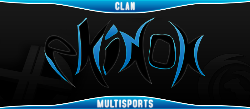 ekinox clan - multisports Index du Forum