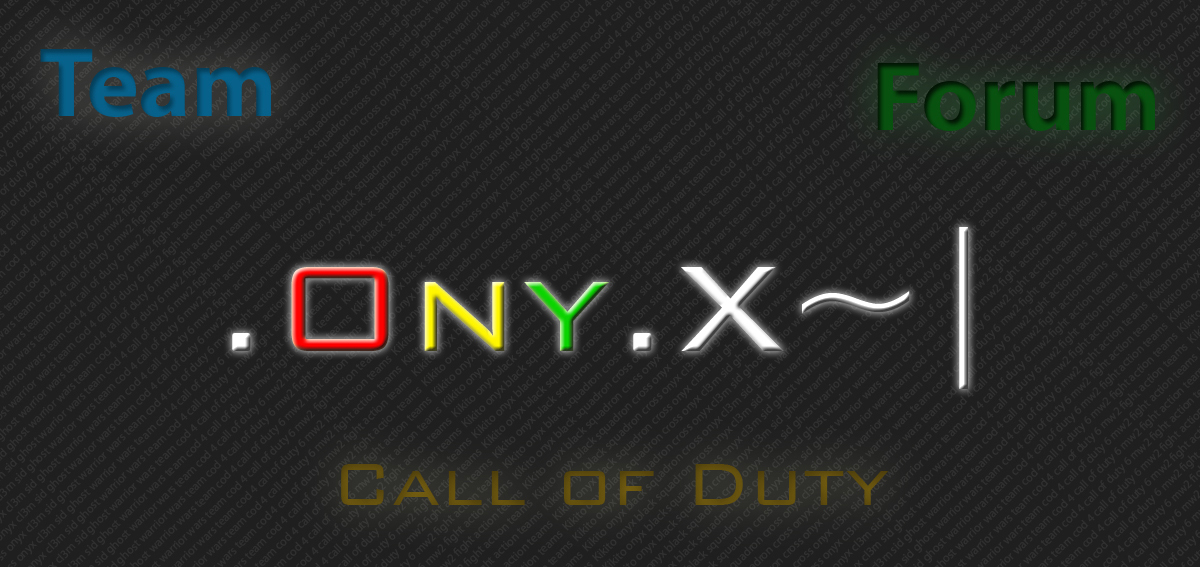Les .Ony.X~| Index du Forum