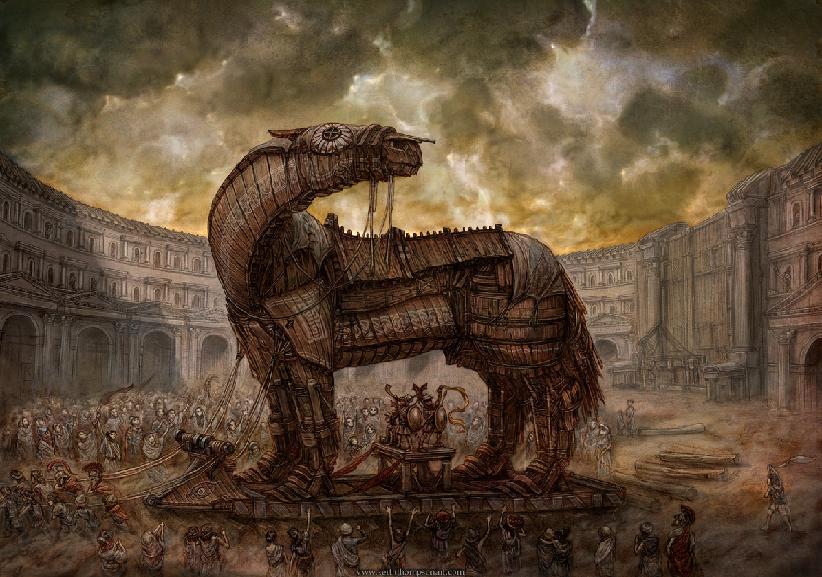 Alliance Cheval de Troie Index du Forum