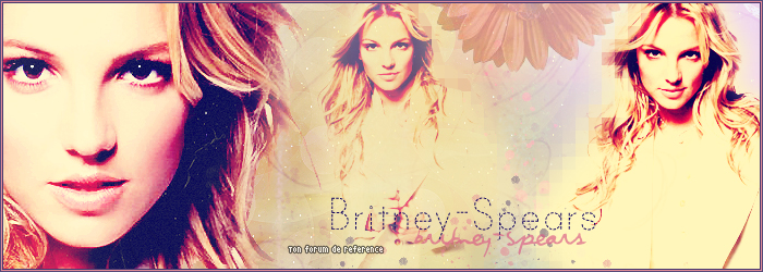 Le Forum 100% Britney Spears Index du Forum