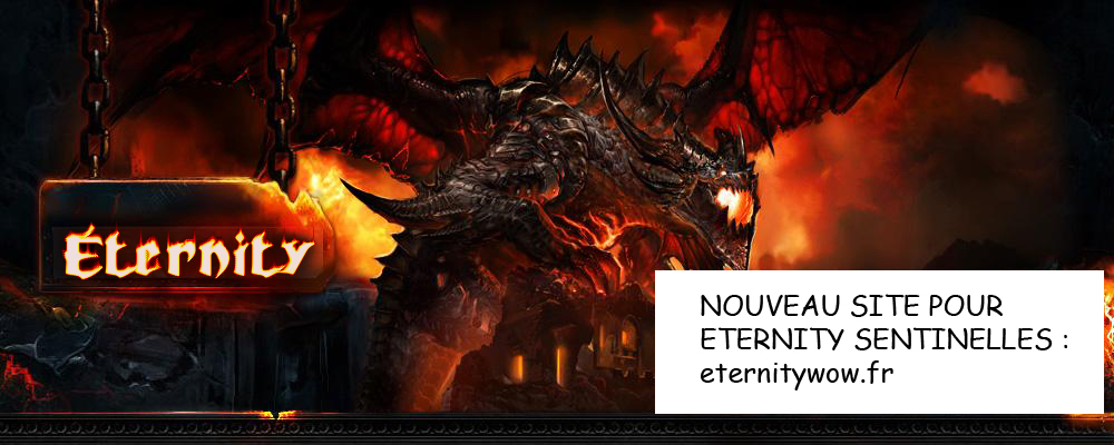 Éternity Index du Forum