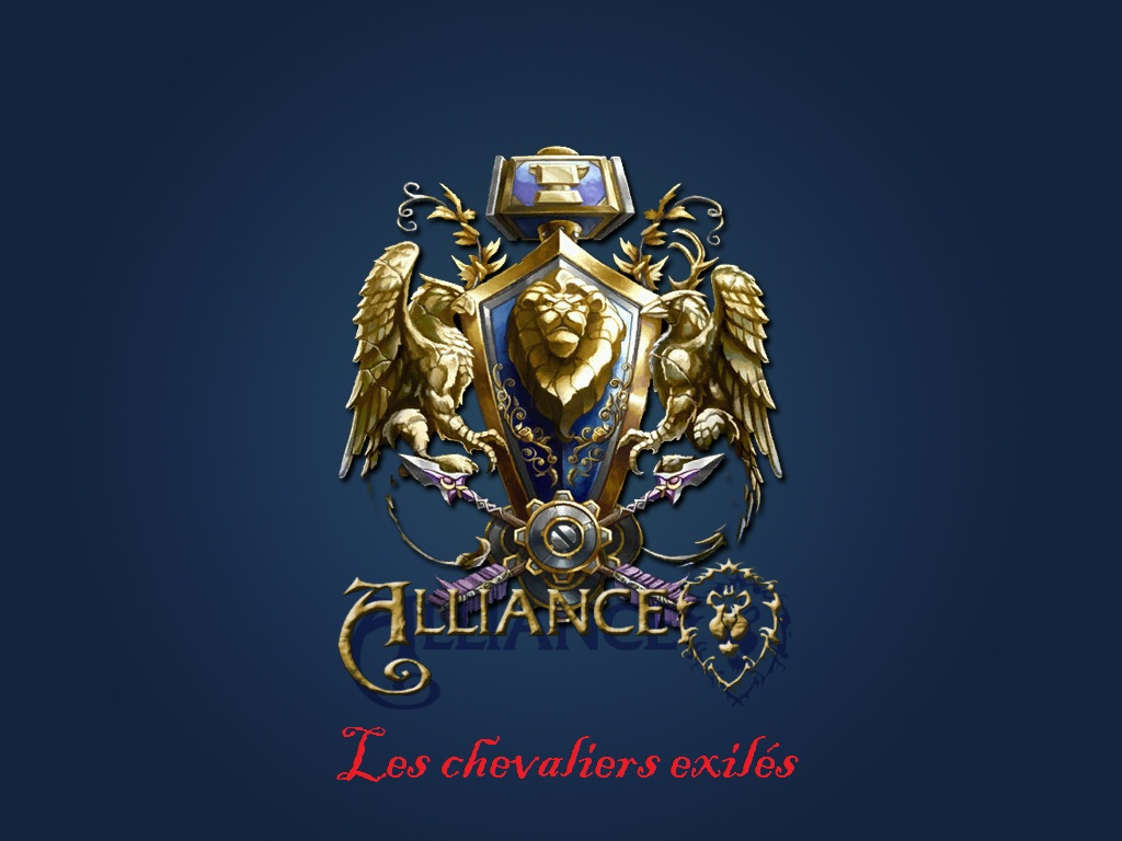 Les chevaliers exilés Forum Index