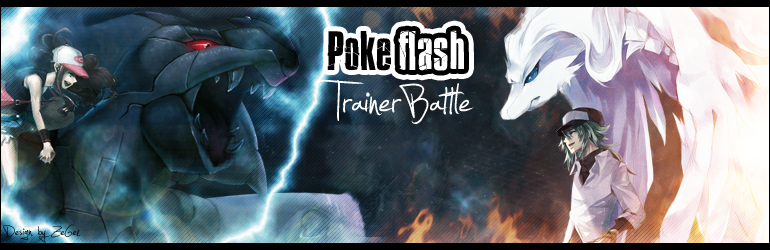 pokéflash-trainerbattle Index du Forum