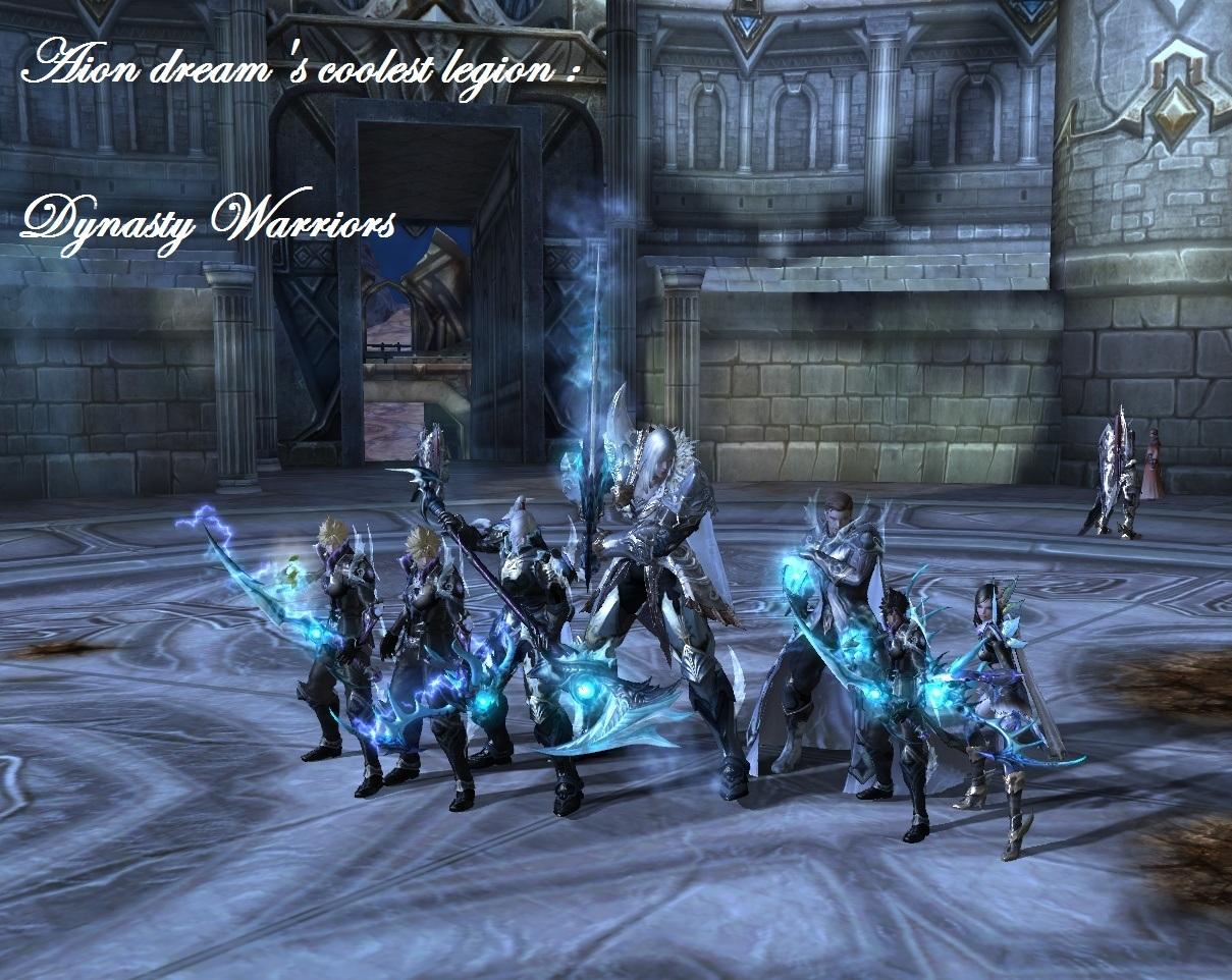 legion dynasty warriors Forum Index