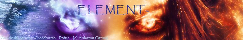 -ELEMENT- Index du Forum