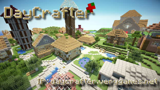 DayCrafter - Serveur minecraft Index du Forum