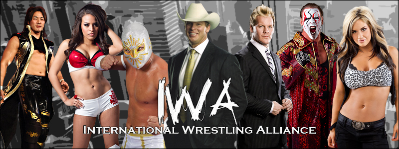 International Wrestling Alliance Index du Forum