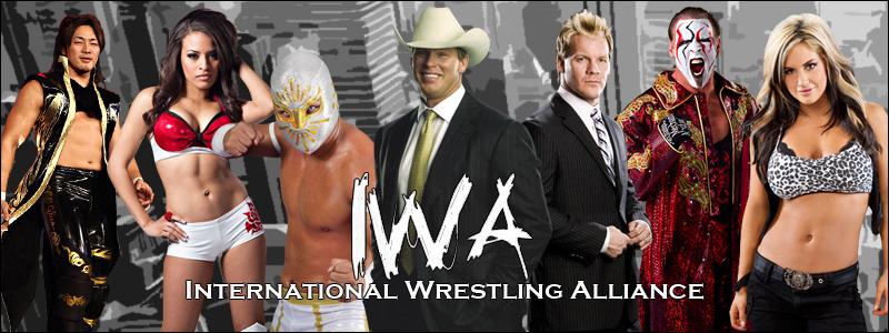 International Wrestling Alliance Index du Forum
