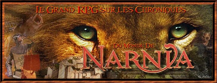 Le Grand RPG sur les Chroniques du Monde de Narnia Index du Forum