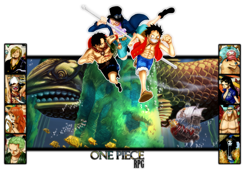 <font color=red>One Piece New Start</font> Index du Forum