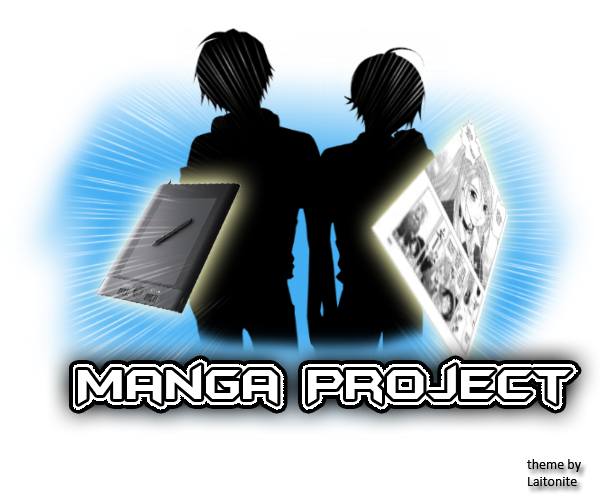 projet manga Index du Forum