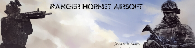 Ranger Hornet Airsoft Index du Forum