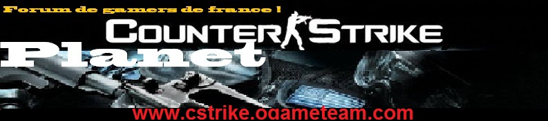 Planet Cstrike Index du Forum
