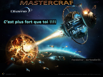 MasterCraft Index du Forum