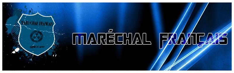 Team Des Maréchals Francais Index du Forum