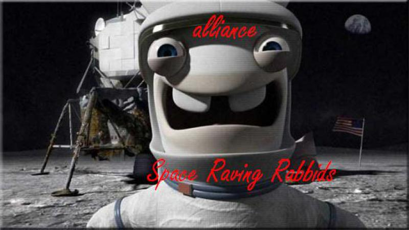 Space Raving Rabbids Forum Index