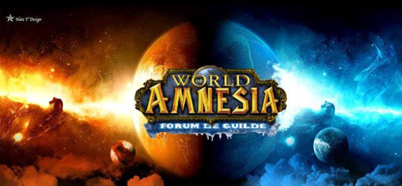 amnesia Index du Forum