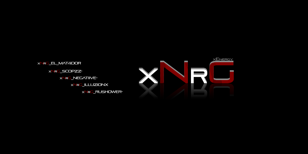 Team xNrG Index du Forum
