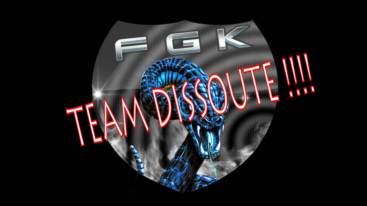 TEAM DISSOUTE  Index du Forum
