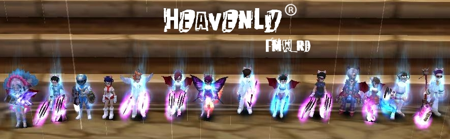 Guilde HeavenLy [Redemption] Index du Forum