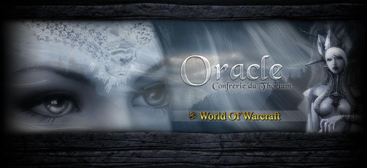 Oracle Index du Forum