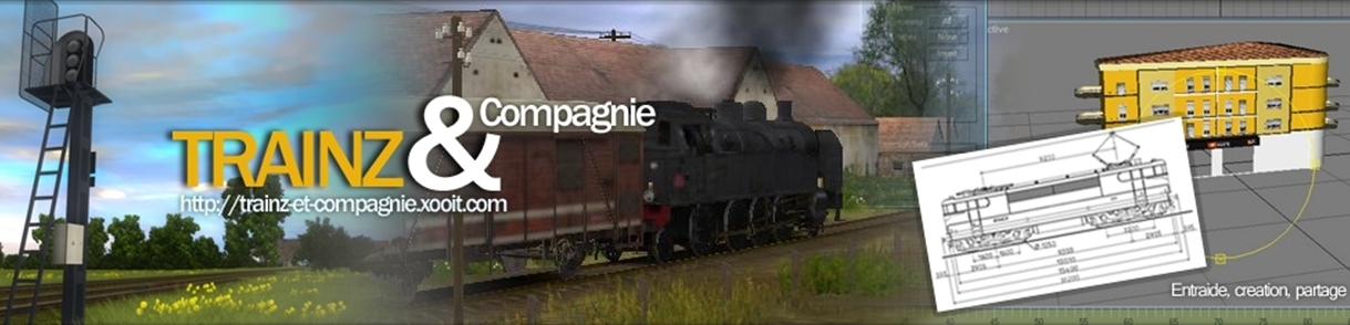 Trainz & Compagnie Forum Index