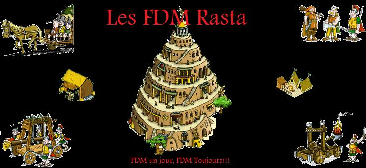 LES FDM RASTA Index du Forum