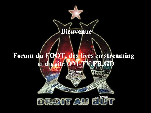 Le forum du foot et des lives en streaming Index du Forum