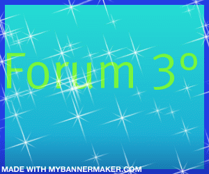 3° forum Index du Forum