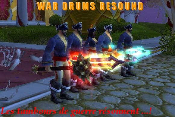 War Drums Resound -Ysondre EU Alliance Index du Forum