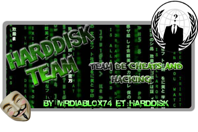 HardDisk Team  Index du Forum