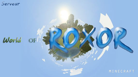 minecraft-roxor Index du Forum
