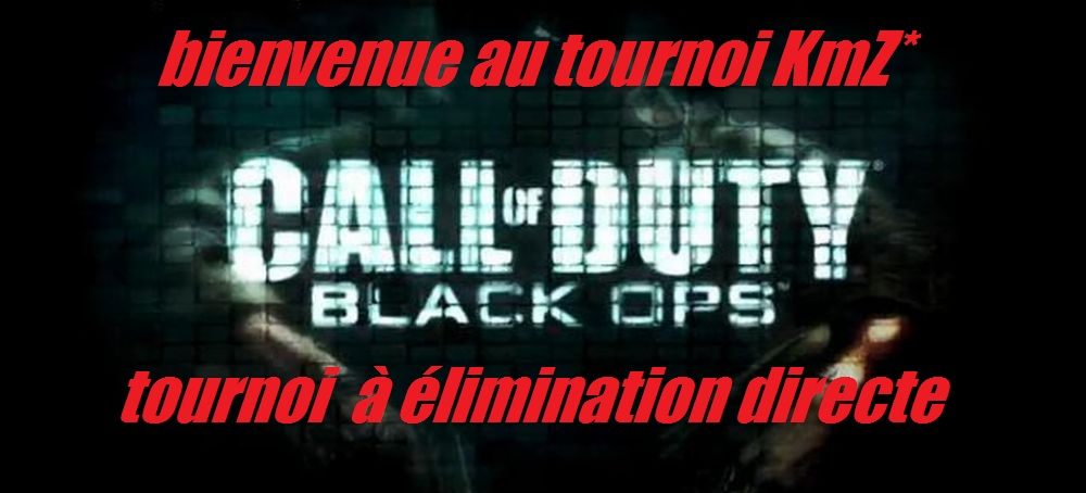 tournoi kmz* Index du Forum