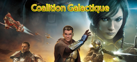 Coalition Galactique Index du Forum