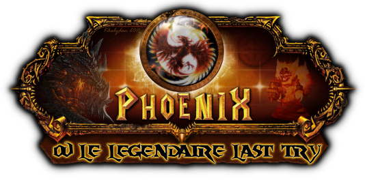 La guilde Phoenix Forum Index